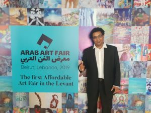 Exhibition - Arabic Calligraphy by Hicham Chajai