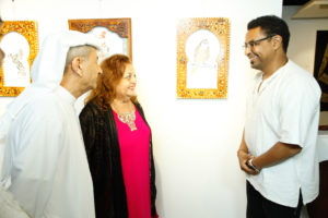Exhibition - Arabic Calligraphy by Hicham Chajai