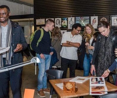 Exhibition in Copenhagen