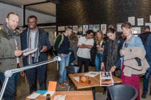 Arabic Calligraphy Exhibition in Copenhagen